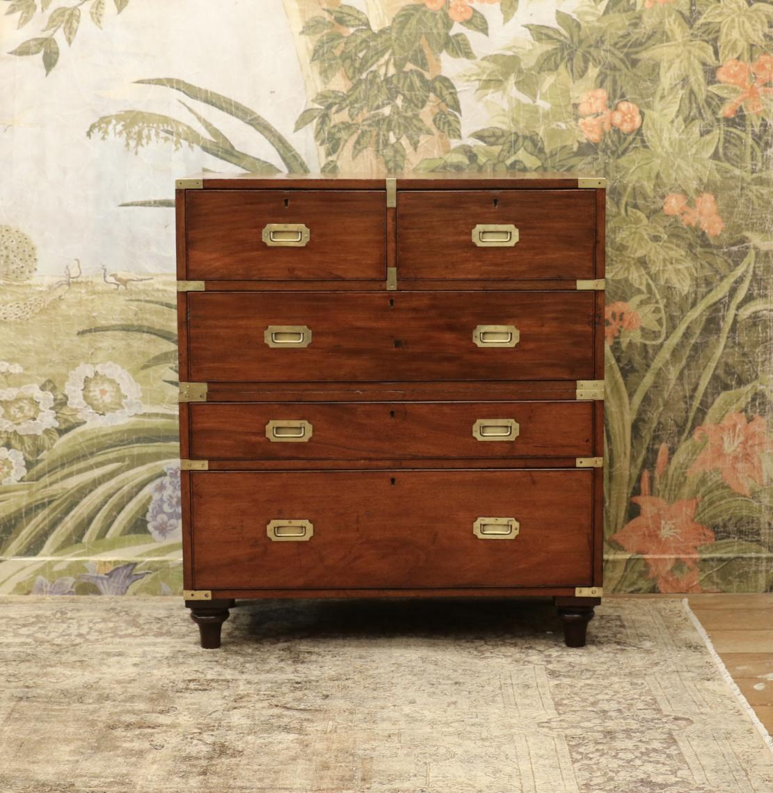 110-87 - Military Chest