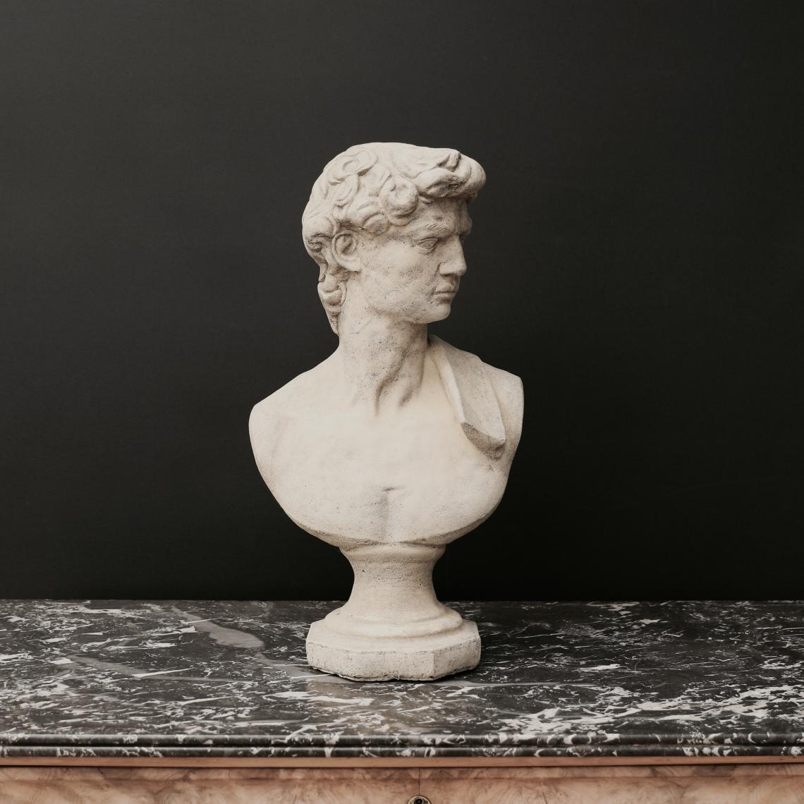 111-10 - Bust of David