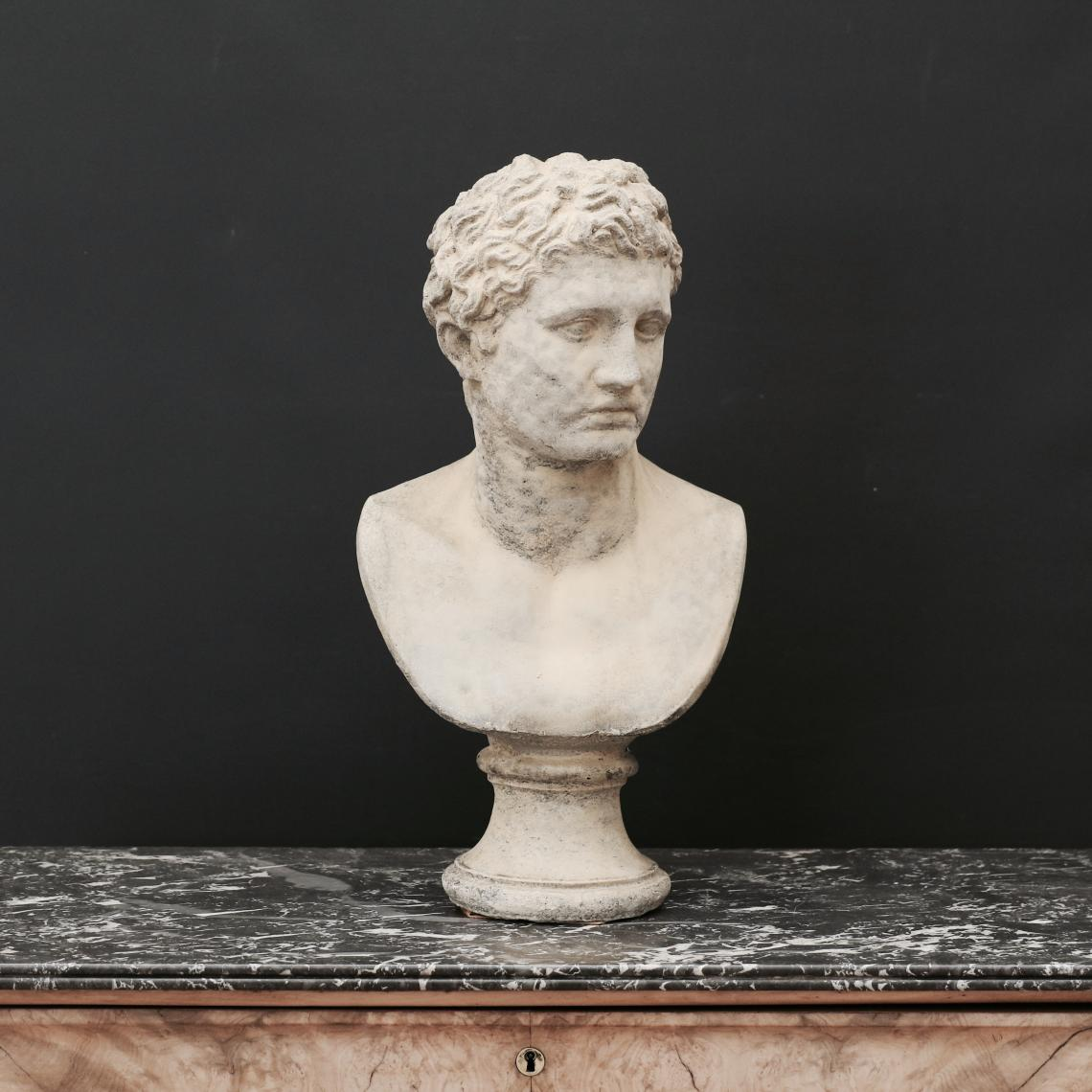 111-12 - Bust of Adonis