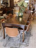 111-31 - French Provincial Dining Table