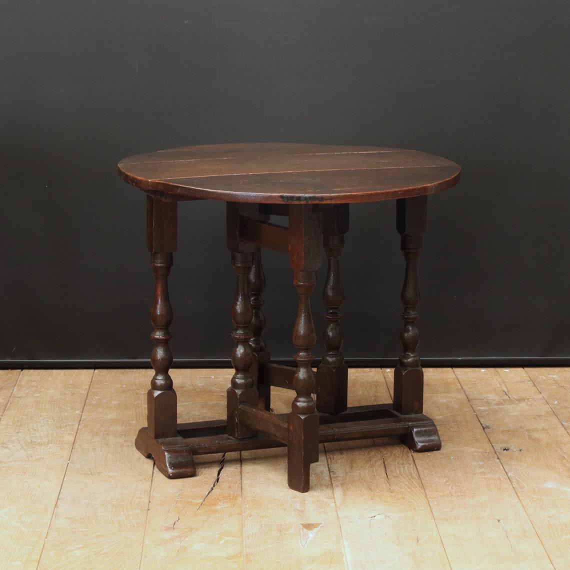 Georgian Gateleg Table