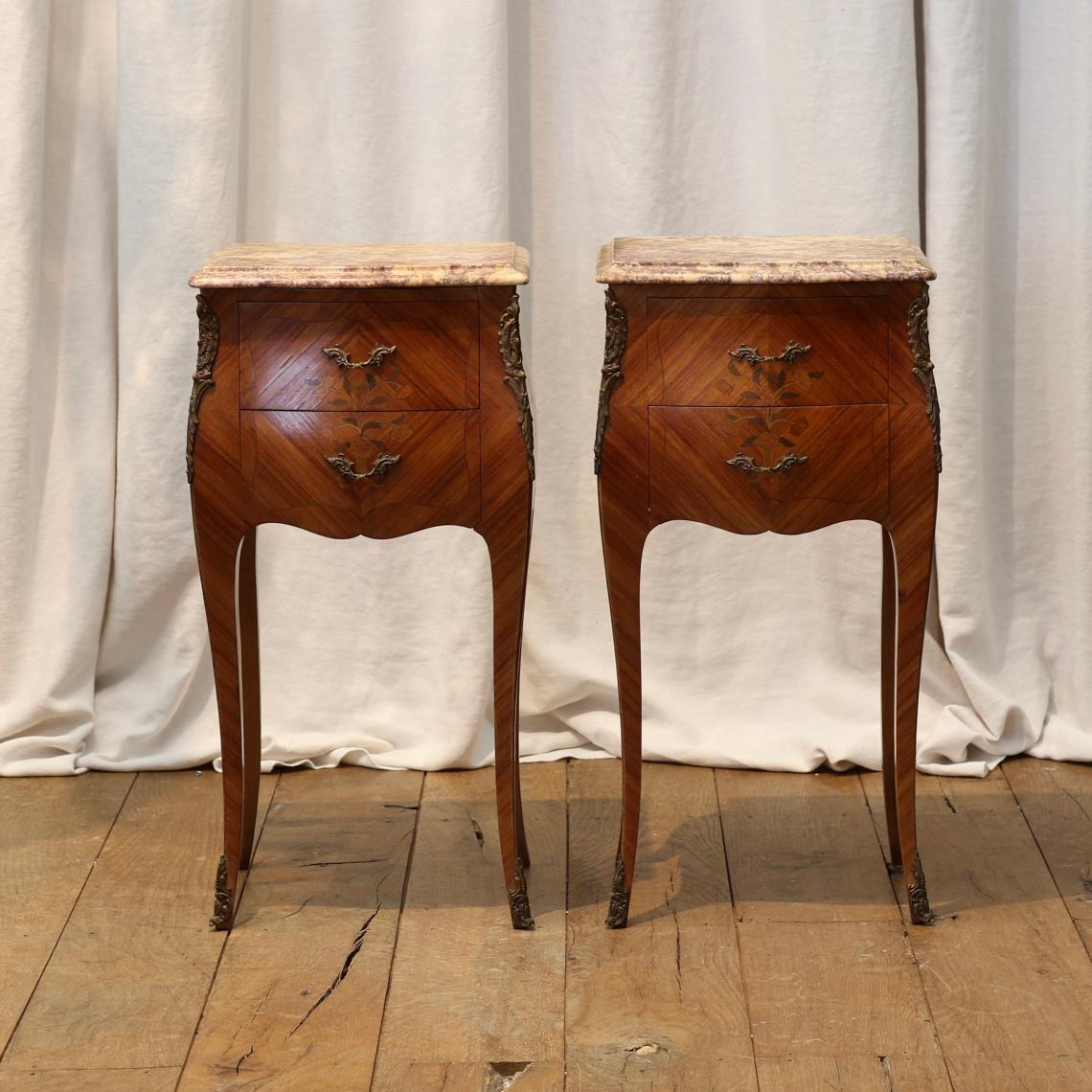 111-78 - Louis XV Bedside Tables