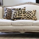 Kuba Cloth Cushions