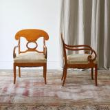Swedish Empire Chairs