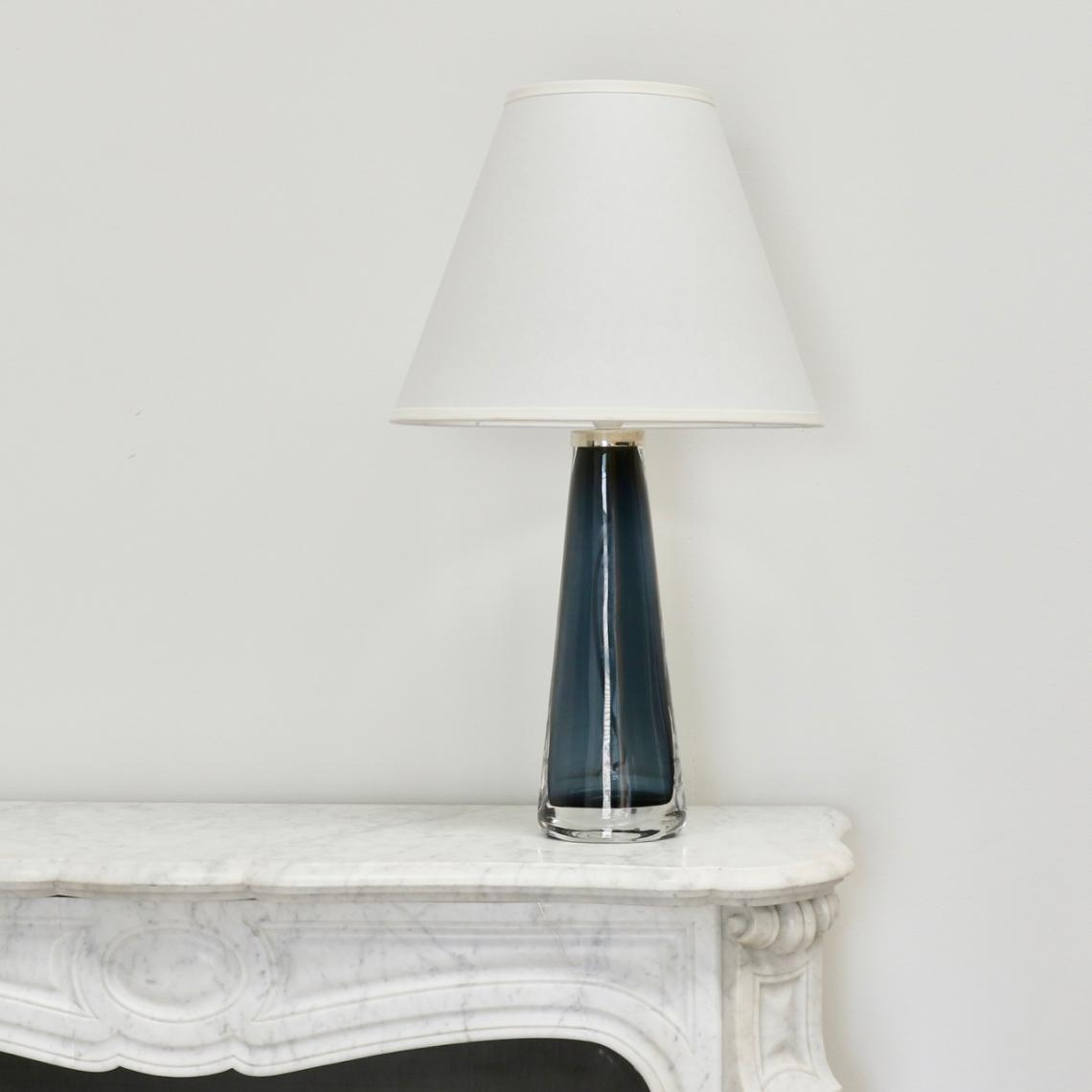 113-05 - Carl Fagerlund Lamp / Smoky Blue