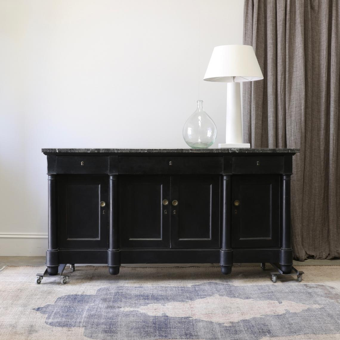 113-37 - Ebonised Enfilade