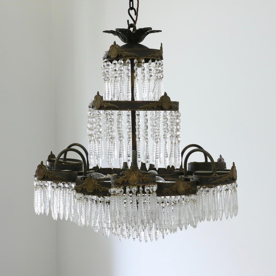 113-42 - French Chandelier