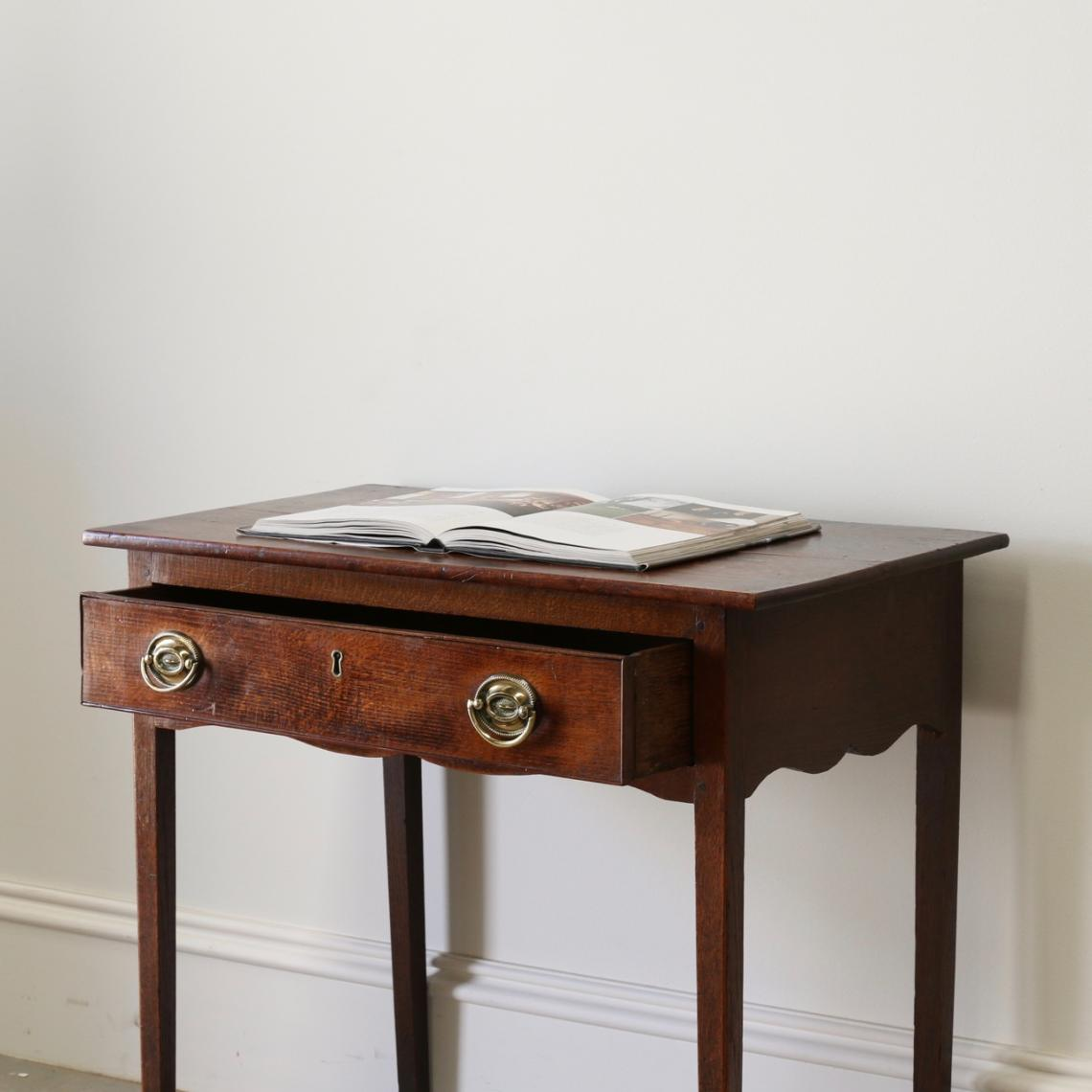 Single-Drawer Side Table