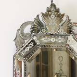 A Pair of Venetian Mirrors