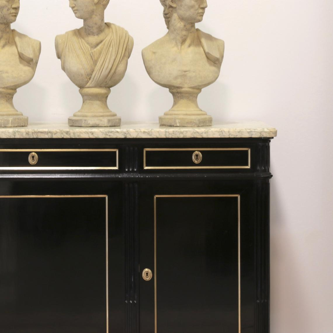 French Directoire Dresser Base