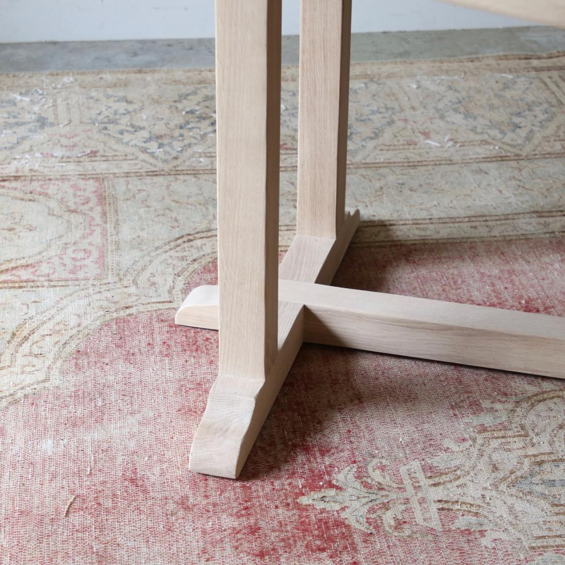 JS Edition Gate-legged Table // Blonde