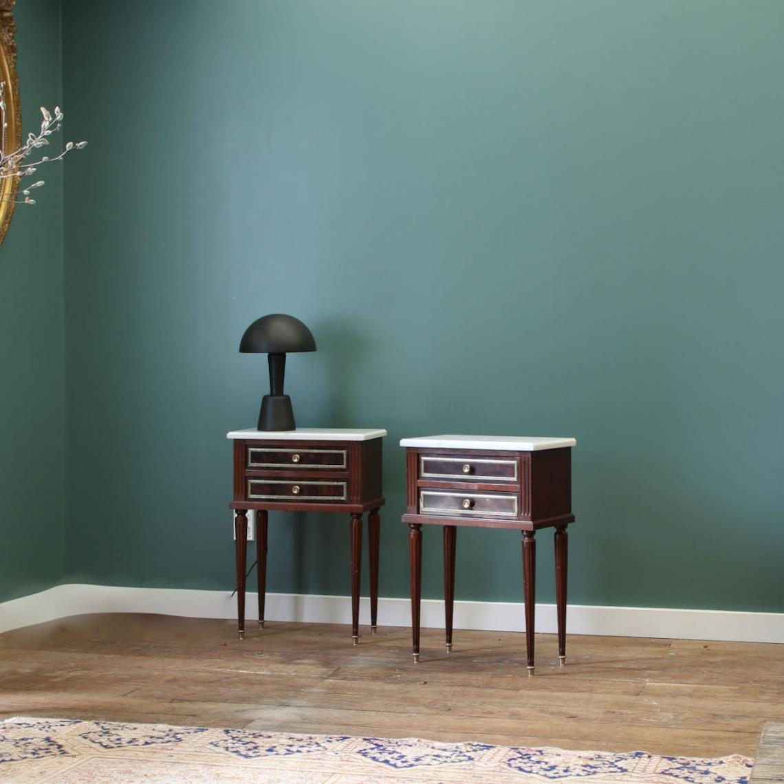 Louis XVI Bedside Tables