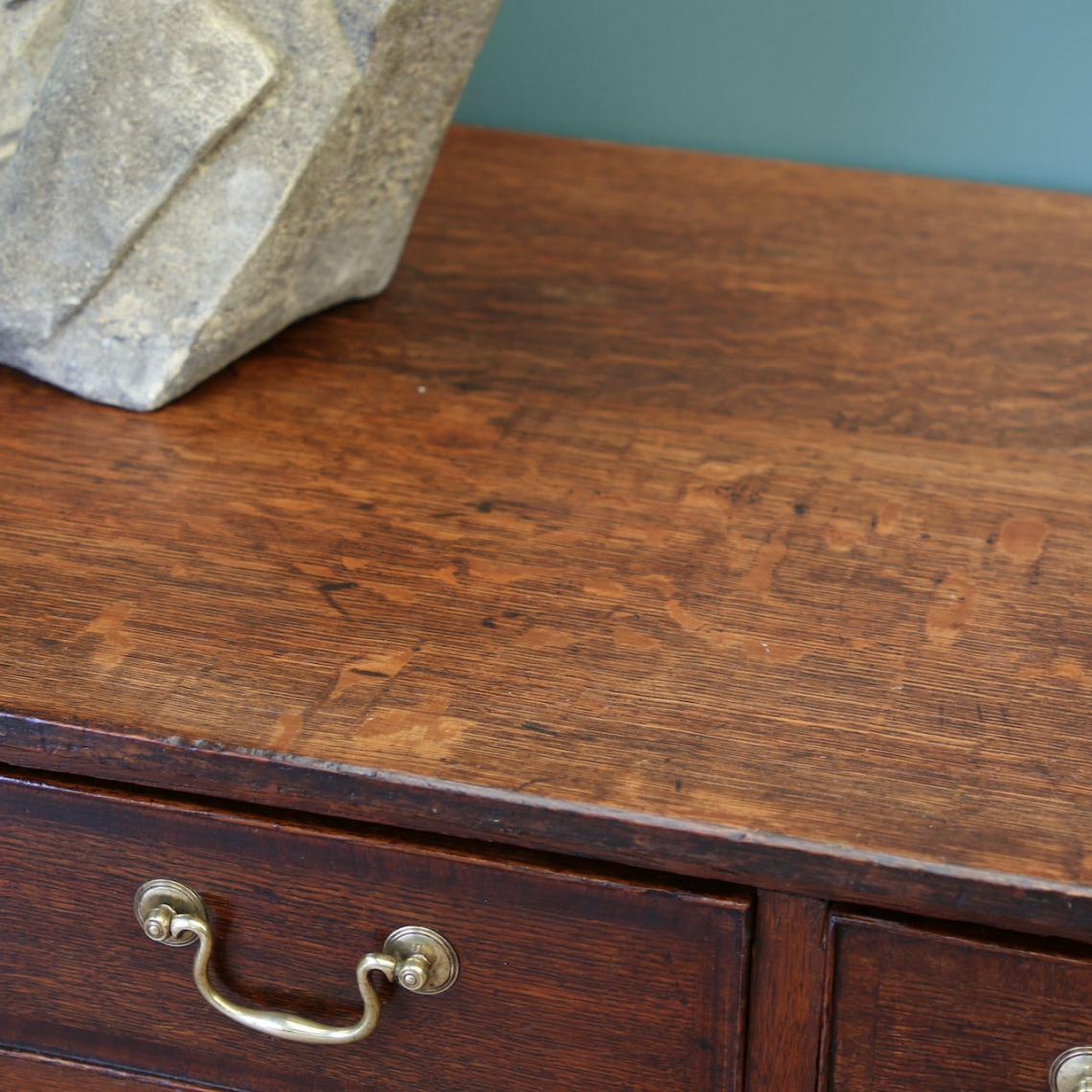 Small Three Drawer Side Table