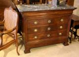 69-04 - Commode Oak French louis Philippe