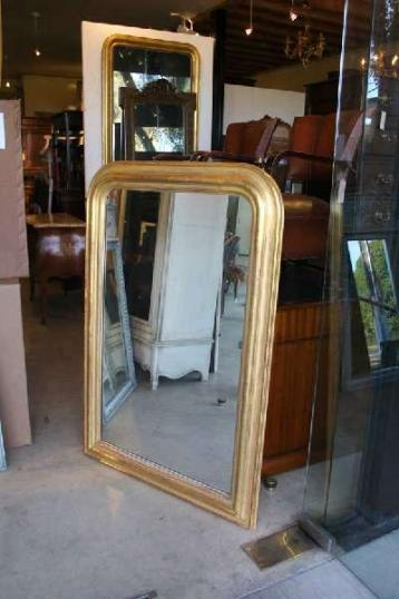 A good French Louis Philippe Mirror