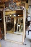 70-04 - French Provincial Mirror