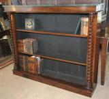 40-46 - Rosewood Bookcase
