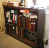 70-84 - Oak Bookcase