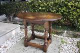71-11 - Drop-leaf Occasional Table
