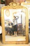 71-20 - 19th Century Mirror French