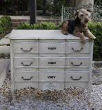 50-04 - Painted Chest of Drawers