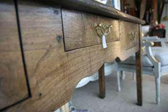 Three Drawer Sideboard