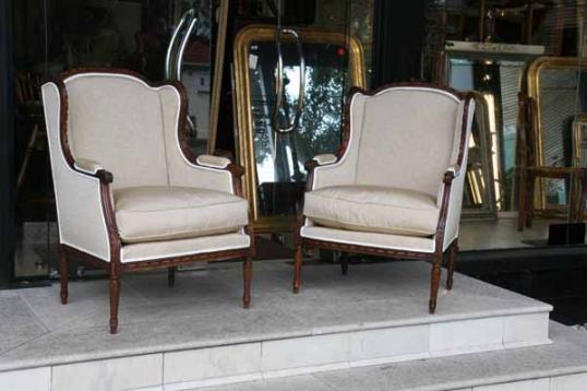 Louis XVI Chairs - John Stephens Louis XVI Chairs